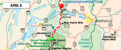 trail map
